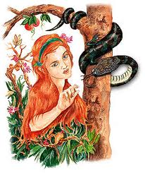 Now the serpent was more crafty (Genesis 3:1)