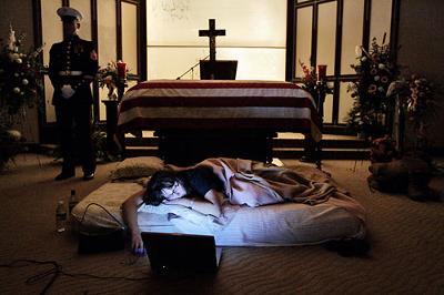 Fallen Soldier's Wife