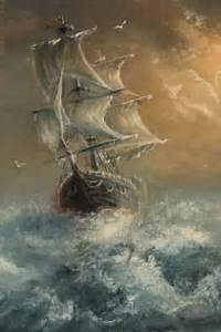"""Paul said to the centurion and the soldiers, """"Unless these men stay in the ship, you cannot be saved."""""""