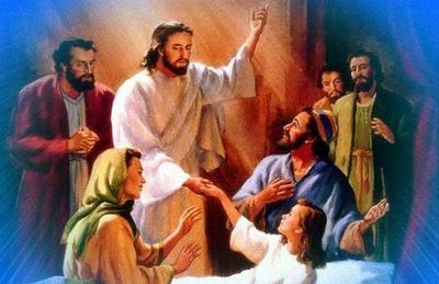 JESUS, THE GOD-MAN