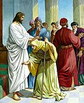 Paul makes a futile attempt here to explain his position and his conduct to the Sanhedrin.