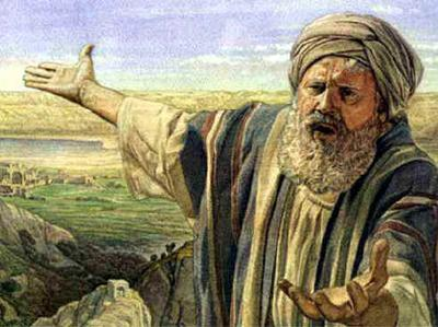 Abraham Pleads with God