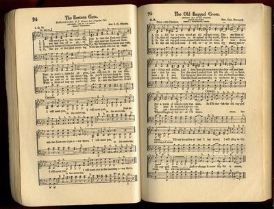 Is the blood missing from your hymnals