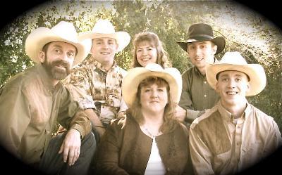 Buddy Maynard & family