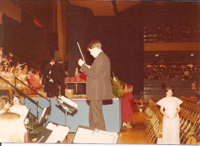 TTU Graduation - 1970's