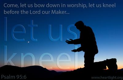 Come Let Us Worship Together