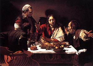"""""""Come and dine,"""" the Master calleth,"""