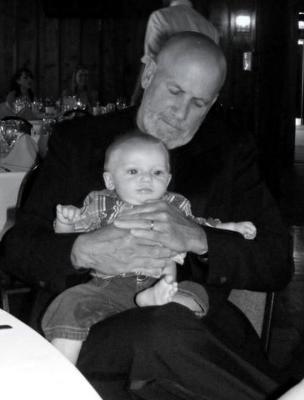 Children's children are the crown of old men.